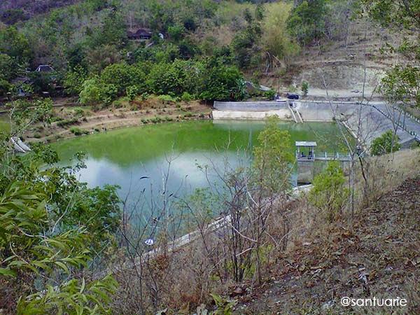 Objek Wisata Batu Seribu Terlantar Sendiri Rahasia Embung Pacinan Terlihat