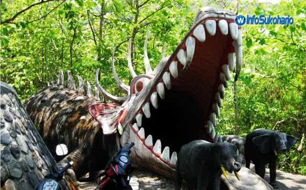 Obyek Wisata Batu Seribu Sukoharjo Makmur Asal Usil Umbul Pecinan