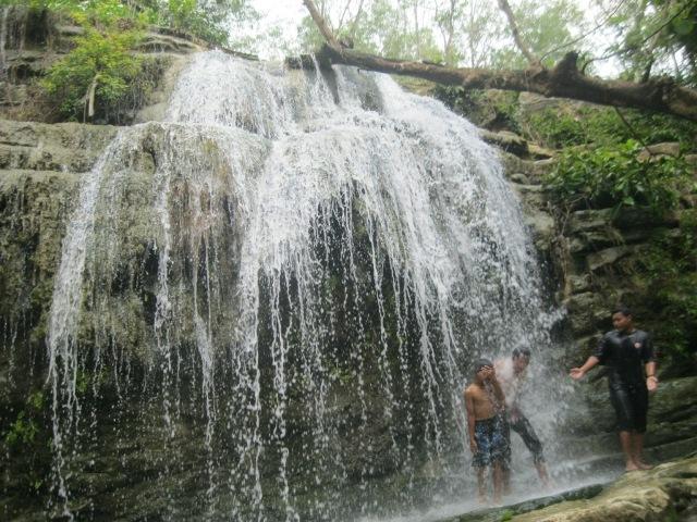 Sukoharjo Tips Wisata Curug Krajan Umbul Pecinan Batu Seribu Kab