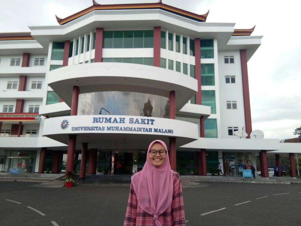 Anggita Maulidinah Pratiwi Putri Universitas Muhammadiyah Malang Enngak Memiliki Kampus