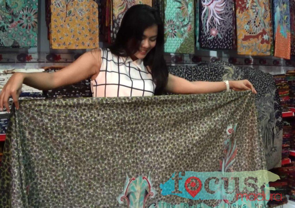 Budaya Laman 2 Focus Madura Harga Terjangkau Batik Sumenep Jadi