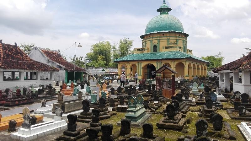 Kabupaten Sumenep 2017 Kunjungan Wisata Religi Mendominasi Asta Panaongan Kab