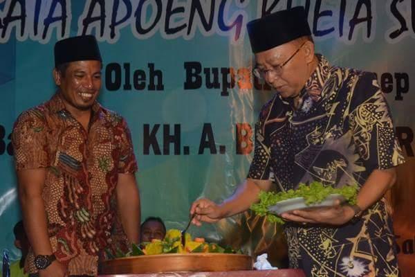 Kabupaten Sumenep Wisata Apoeng Kheta Salah Satu Cita Pemkab Asta