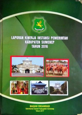 Lakp Kab Sumenep 2016 Pemerintah Kabupaten Issuu Page 1 Asta