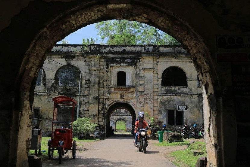 Lokasi Wisata Religi Sumenep Tetap Ramai Bulan Puasa Republika Asta