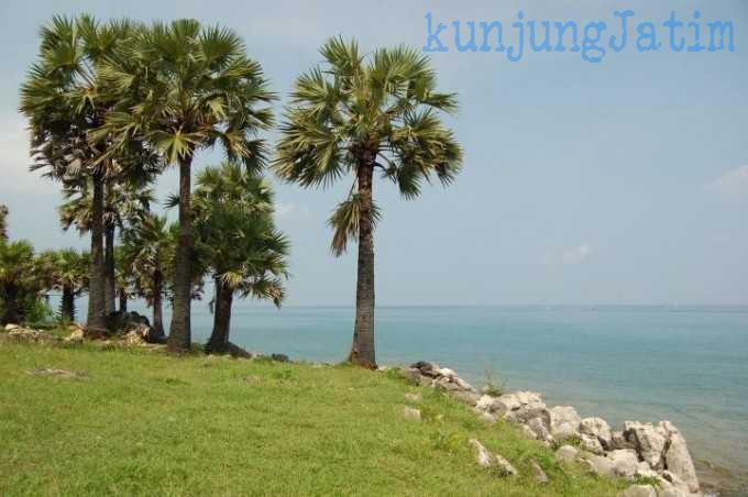 Pantai Ponjuk Talango Sumenep Kunjung Jatim Asta Panaongan Kab