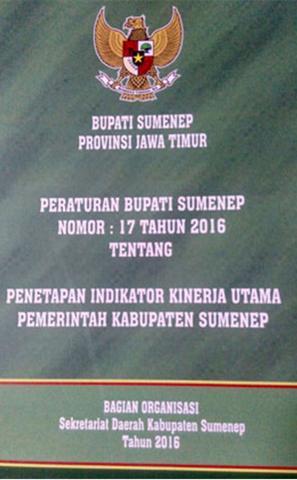 Rpjmd 2016 Pemerintah Kabupaten Sumenep Issuu Asta Panaongan Kab