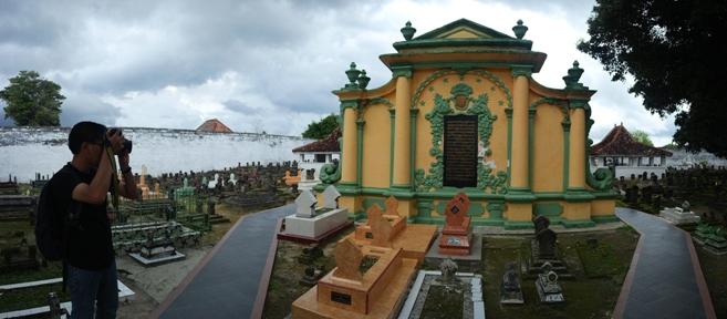 Dji Sam Soe Potret Mahakarya Indonesia Dananwahyu Makam Raja Asta
