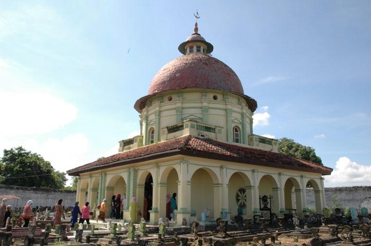 Kabupaten Sumenep Asta Tinggi Makam Raja Kab