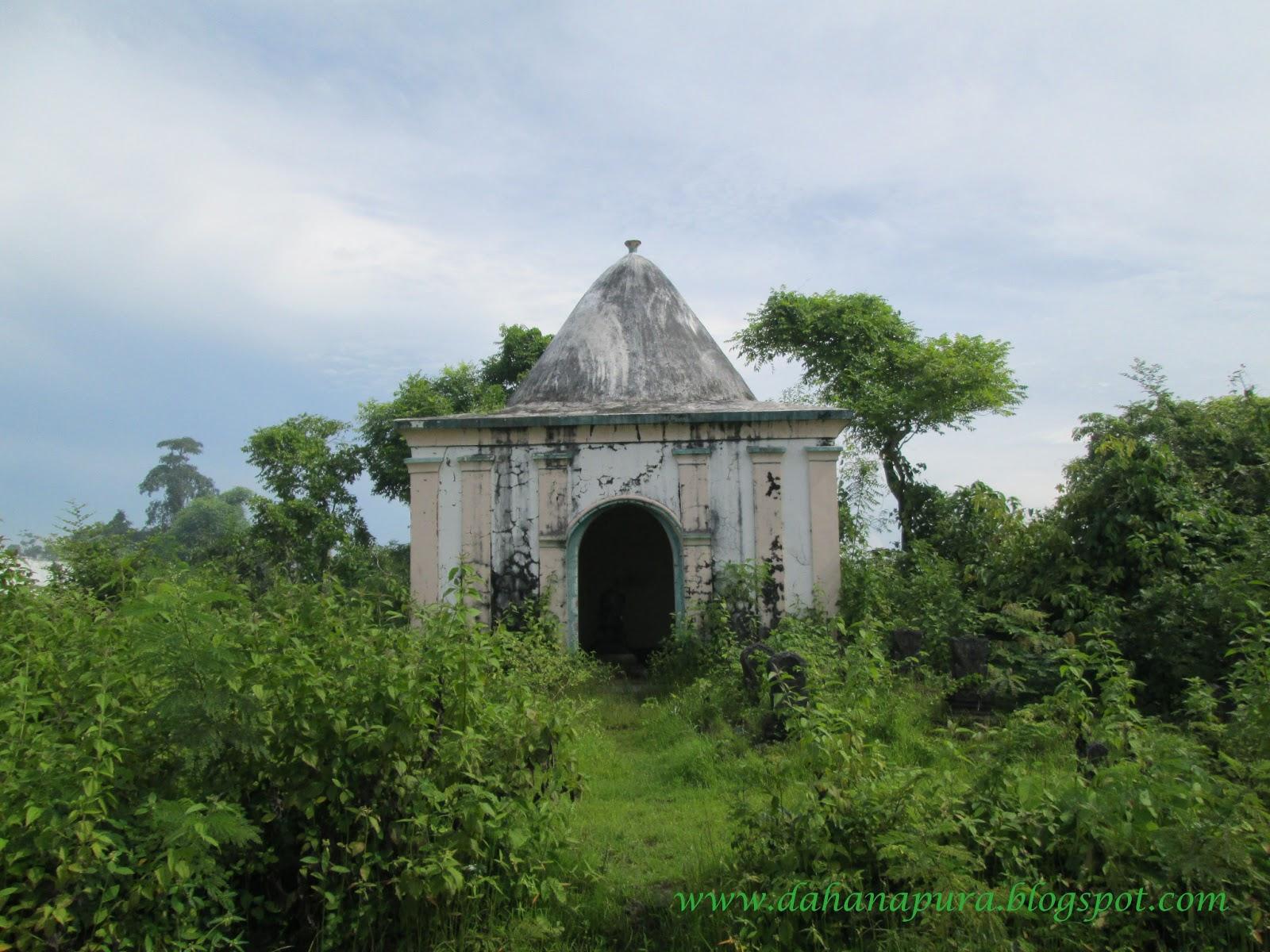 Nagara Daha Kyai Wiradipura Asta Tinggi Cungkup Kubah Makam Foto