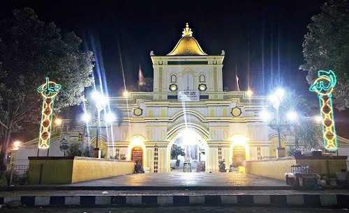 Explore Madura Masjid Agung Jamik Sumenep Kab
