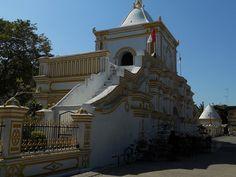 Great Mosque Sumenep 18th Century Mesjid Agung Masjid Kab