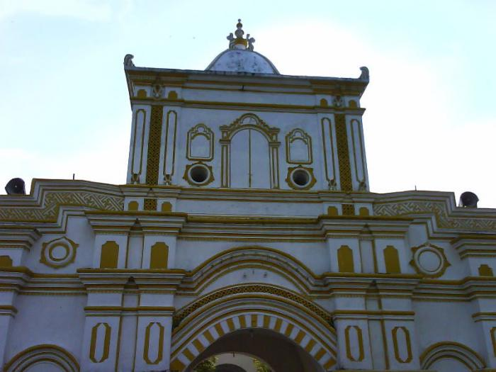 Masjid Agung Sumenep Bangselok Kab