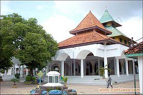 Masjid Agung Sumenep Wikipedia Bahasa Indonesia Ensiklopedia Bebas Atap Bersusun