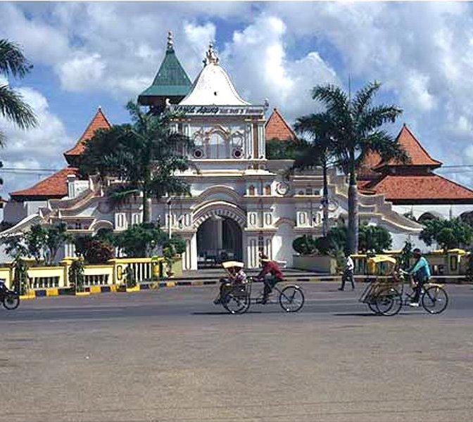 Masjid Agung Sumenep Wikipedia Bahasa Indonesia Ensiklopedia Bebas Kab