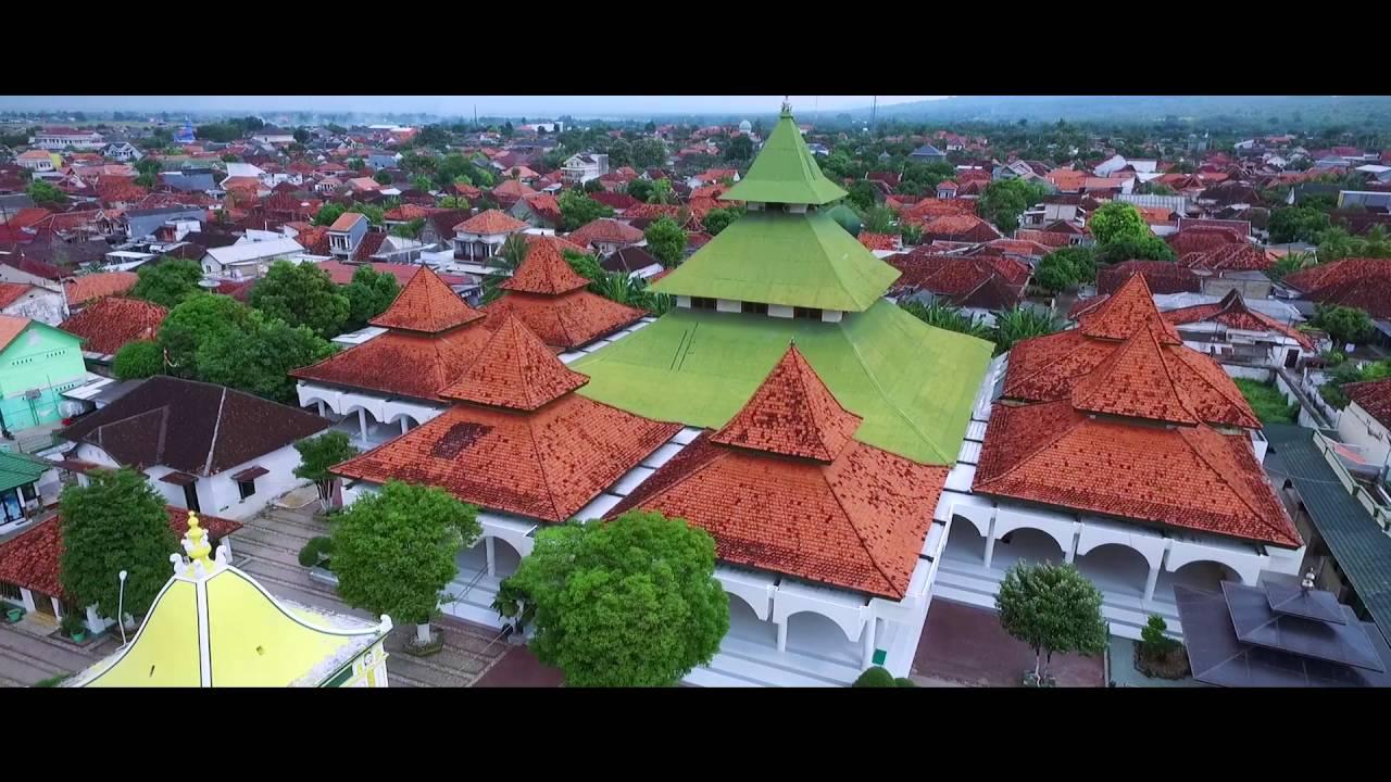 Masjid Agung Sumenep Youtube Kab