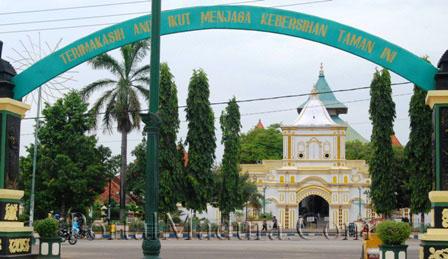Mengintip Wasiat Panembahan Somala Masjid Agung Sumenep Kab