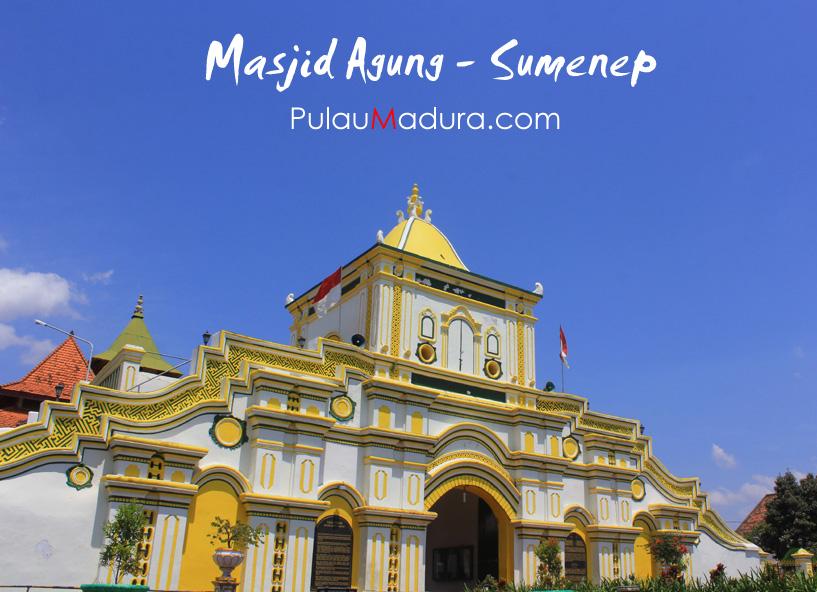 Obyek Wisata Sejarah Masjid Jamik Agung Sumenep Download Game Aplikasi