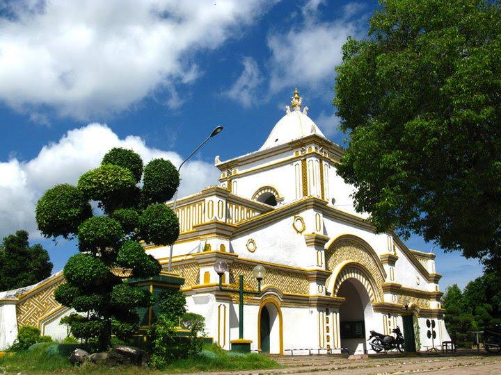 Rindu Masjid Agung Sumenep Pulau Madura Jawa Timur Kab