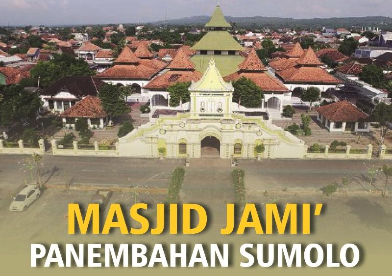 Sejarah Masjid Jami Sumenep Karya Panembahan Sumolo Mata Madura Agung