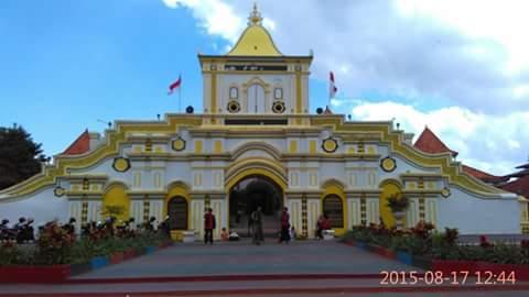 Sejarah Singkat Masjid Agung Sumenep Madura Sahabat Fauzi Efendi Kab