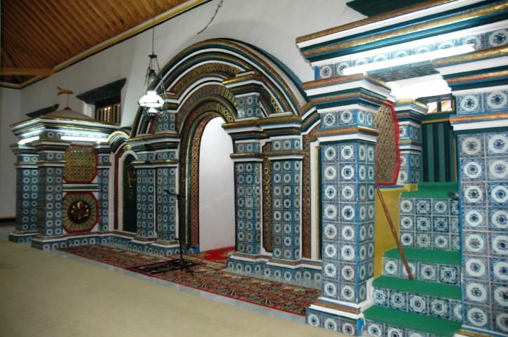 Sejarah Singkat Masjid Agung Sumenep Mihrab Jami Kab