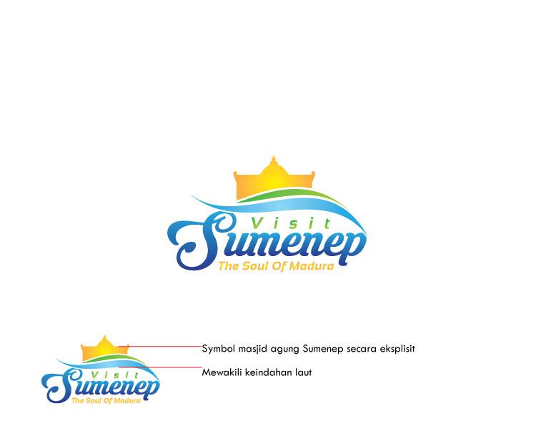 Sribu Logo Design Visit Sumenep 89db72287e Masjid Agung Kab