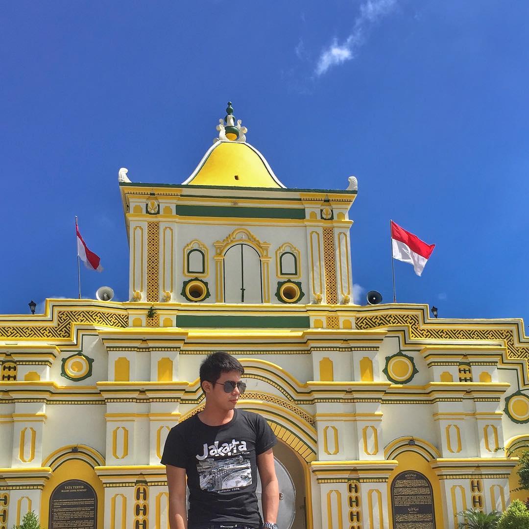 Tempat Wisata Madura Hits 2018 Masjid Agung Sumenep Kab