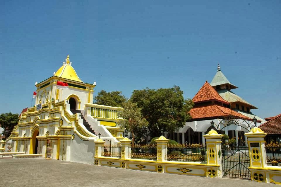 Universitas Brawijaya Area Plat Masjid Agung Sumenep Kab