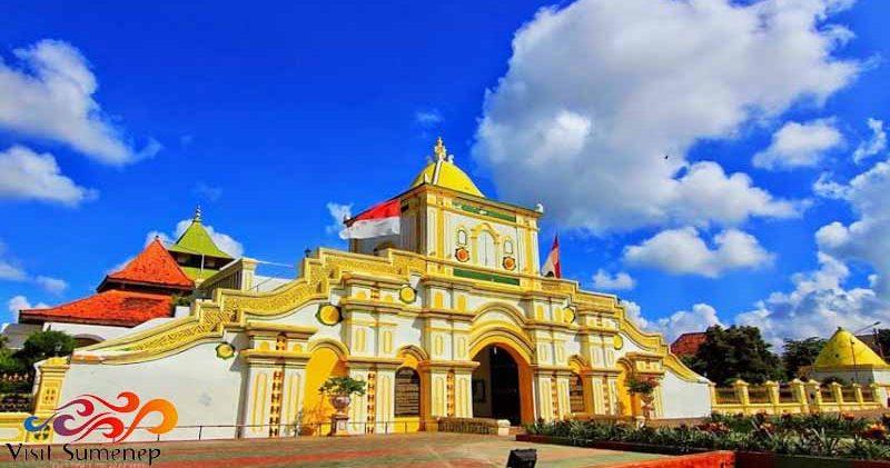 Wisata Religi Masjid Agung Sumenep Visit Kab