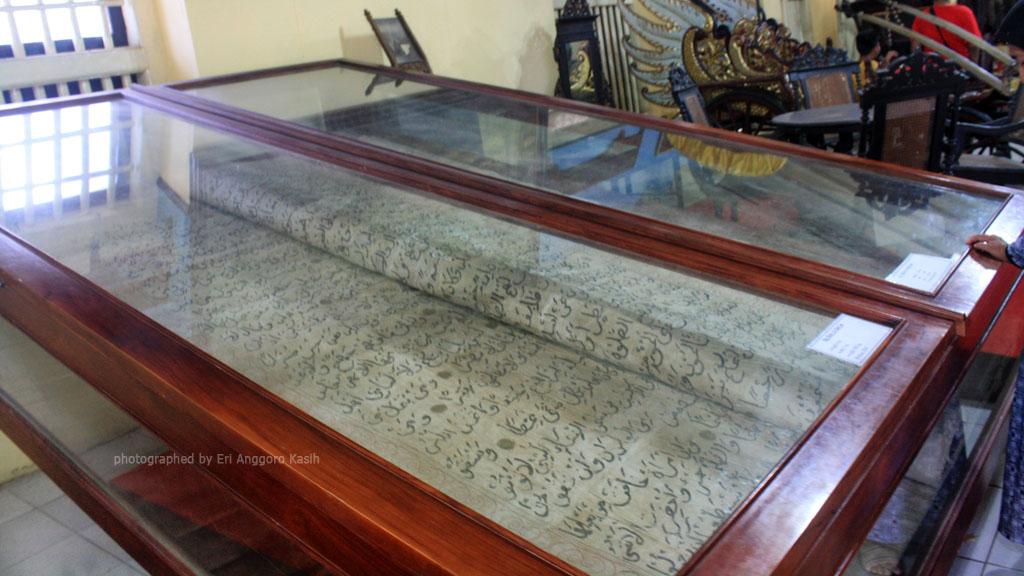 Belajar Sejarah Museum Keraton Sumenep Pulau Madura Eri Anggoro Al