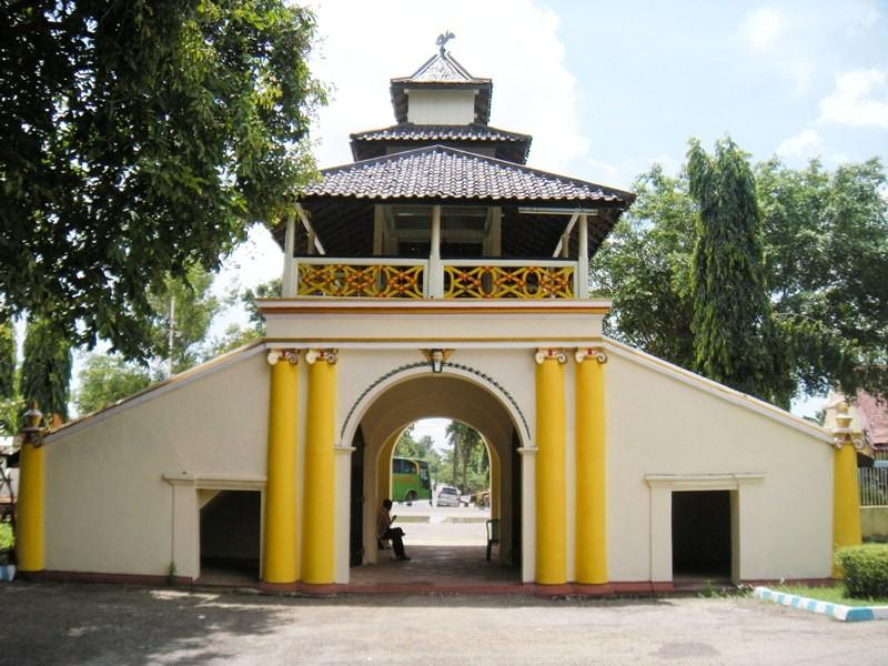 Daerah Museum Keraton Sumenep Satu Satunya Cagar Budaya Kab