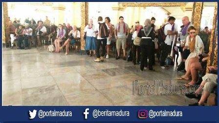 Hari 110 Wisman Kunjungi Museum Keraton Sumenep Portalmadura Kab