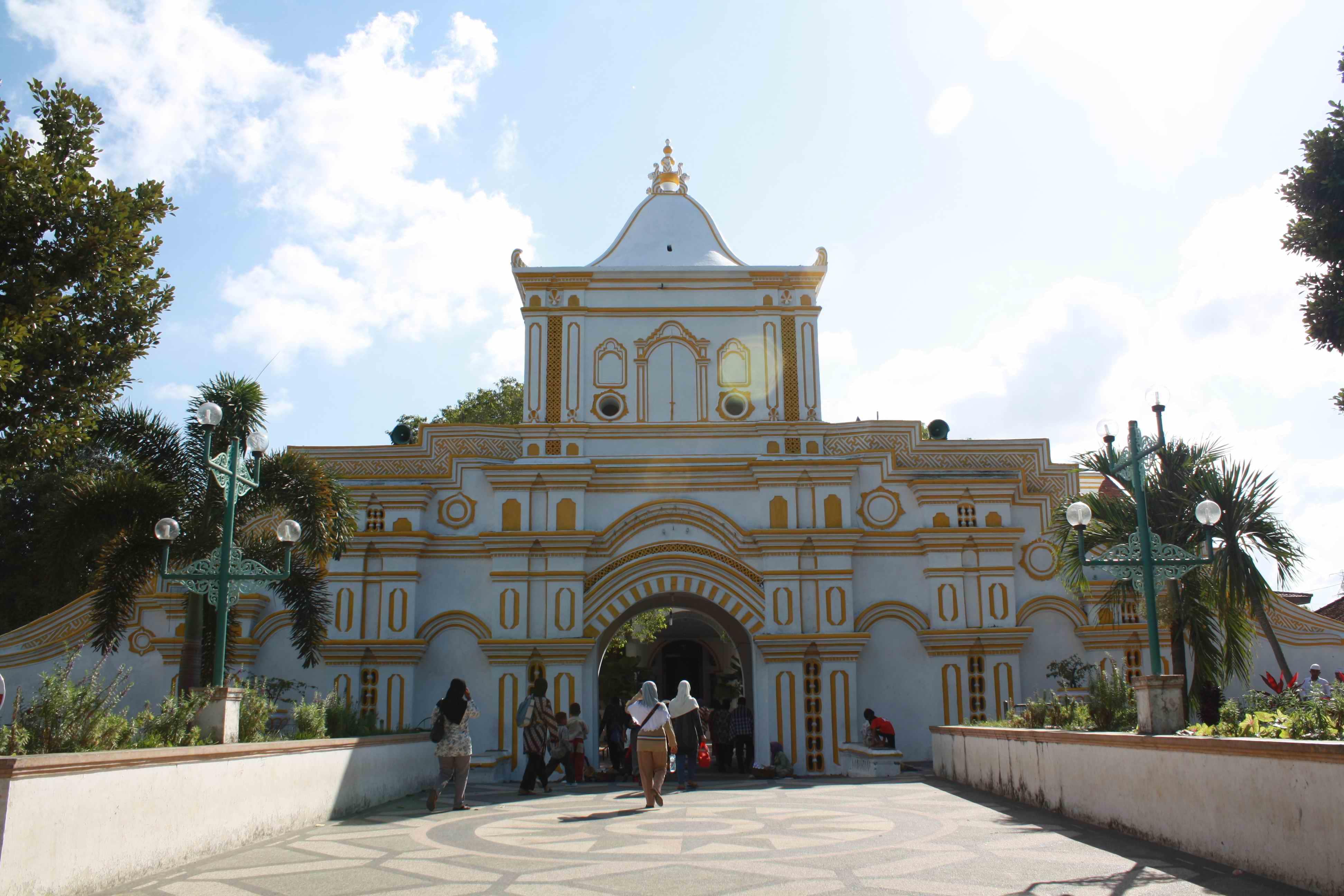 Kabupaten Sumenep Madura Iniilaamoy House Batik 07 Dscn2269 9tampak Depan