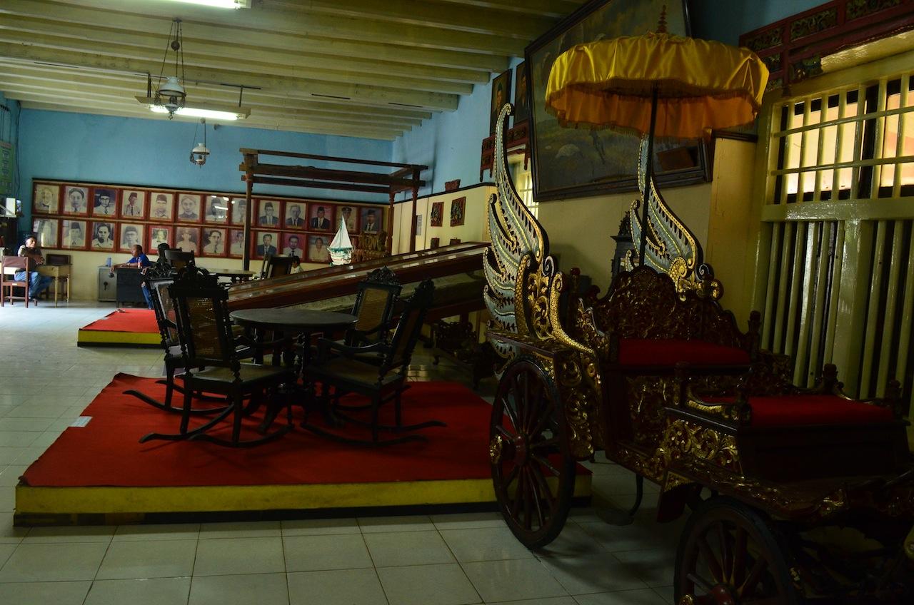 Kabupaten Sumenep Pad Sektor Pariwisata 96 Persen Museum Keraton Kab