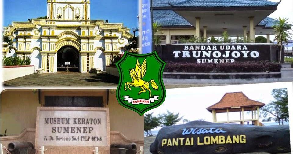Kampung Halaman Nama Desa Kecamatan Kabupaten Sumenep Museum Keraton Kab