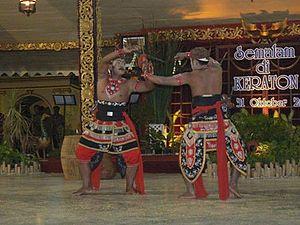 Keraton Sumenep Wikipedia Bahasa Indonesia Ensiklopedia Bebas Tari Gambu Museum
