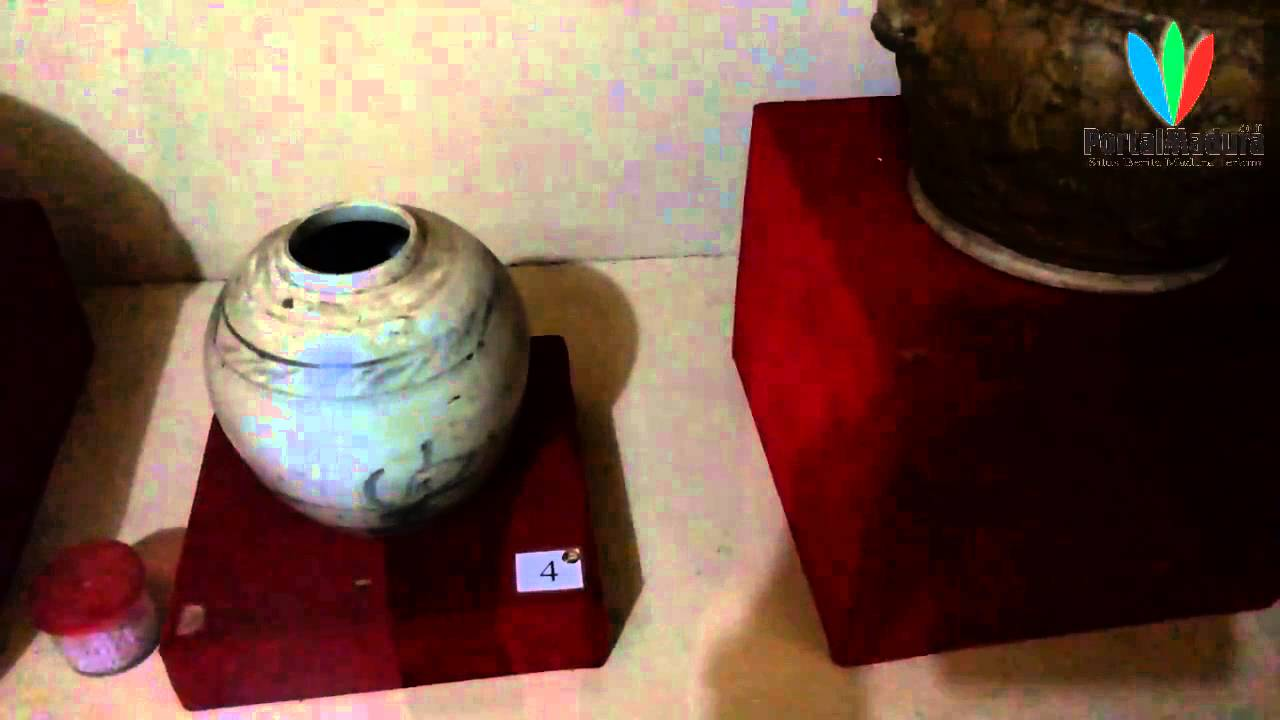 Keunikan Museum Keraton Sumenep Madura Jawa Timur Banguan Dua Kab