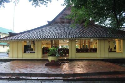 Kisah Balik Pendopo Agung Sumenep Detiknewsfile Museum Keraton Kab