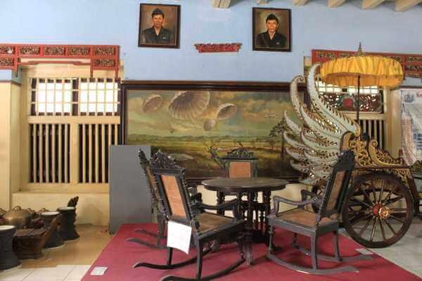 Mengenal Warisan Budaya Museum Keraton Sumenep Bagian Kab