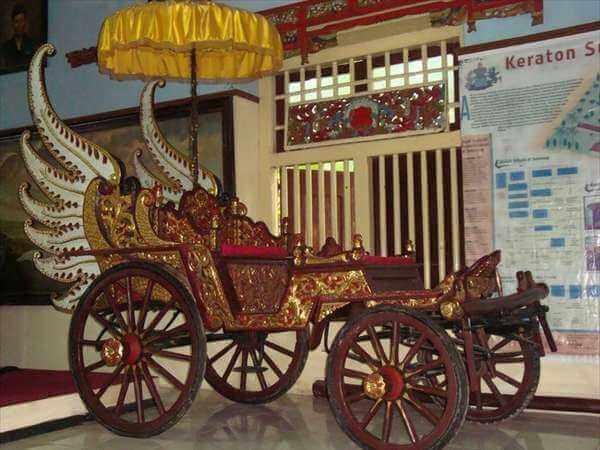 Mengenal Warisan Budaya Museum Keraton Sumenep Kab
