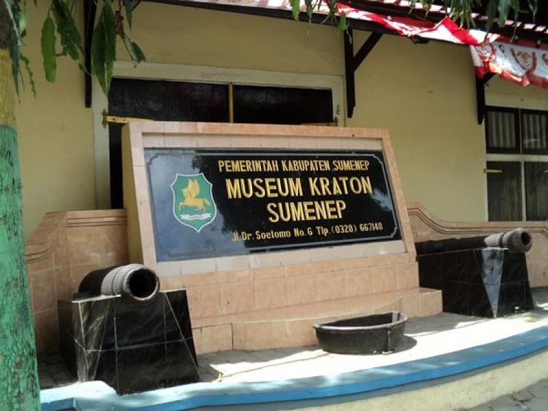 Museum Keraton Sumenep Kab