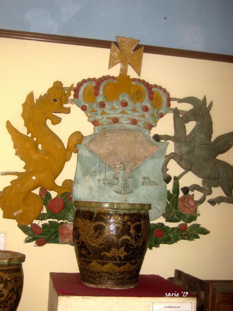 Museum Kraton Sumenep Kabarmu Oleh Sarie Kompasiana Keraton Kab