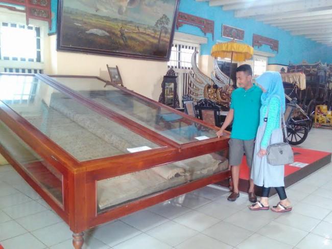 Peristiwa Museum Keraton Sumenep Simpan Alquran Terbesar Dunia Kab