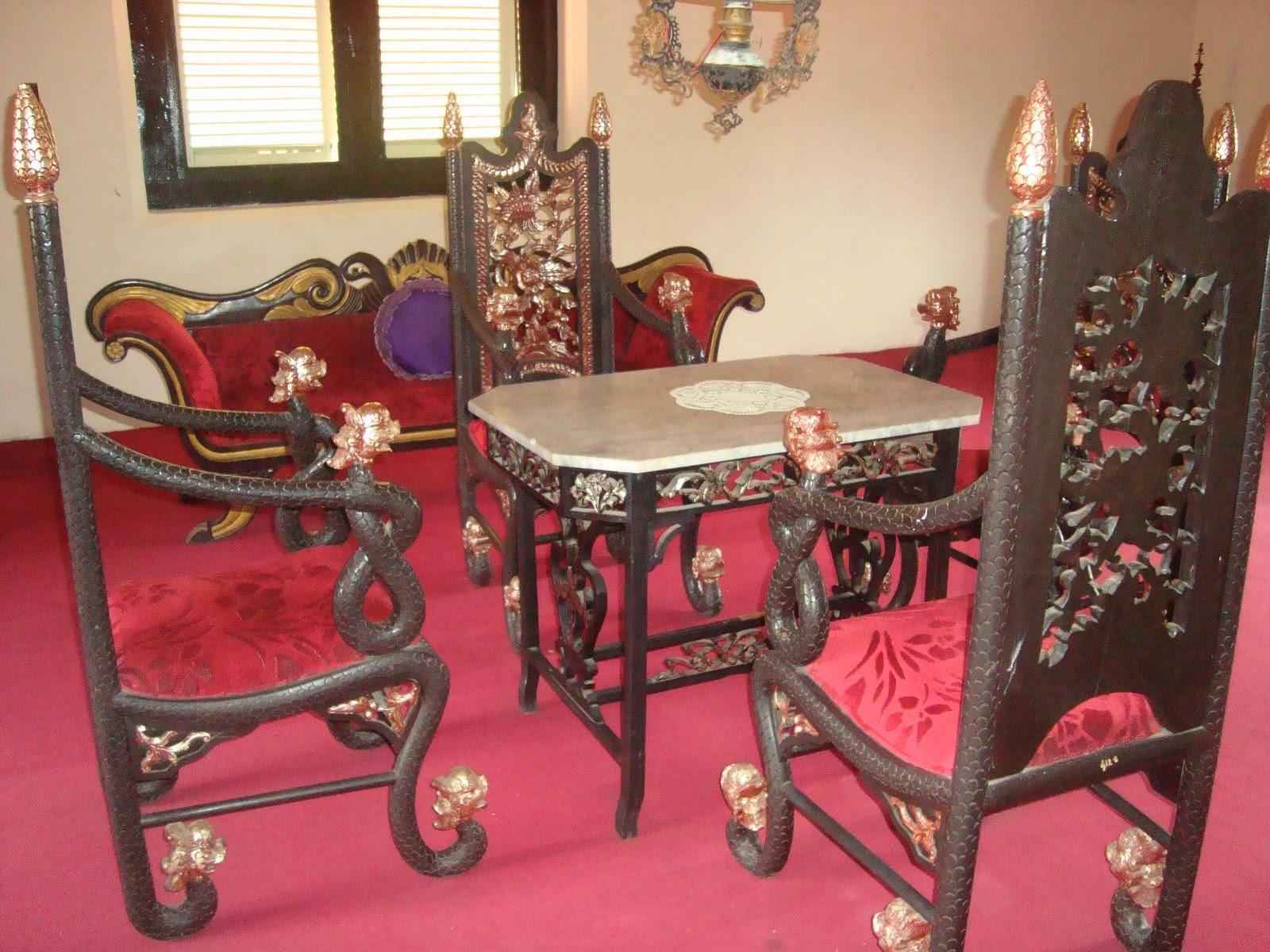 Sumenep Heart Madura Museum Keraton Koleksi Ketiga Rumah Panyepen Raja