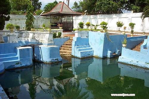 Walk Museum Keraton Sumenep Jawa Timur Bagian Pertama Terdapat Luar
