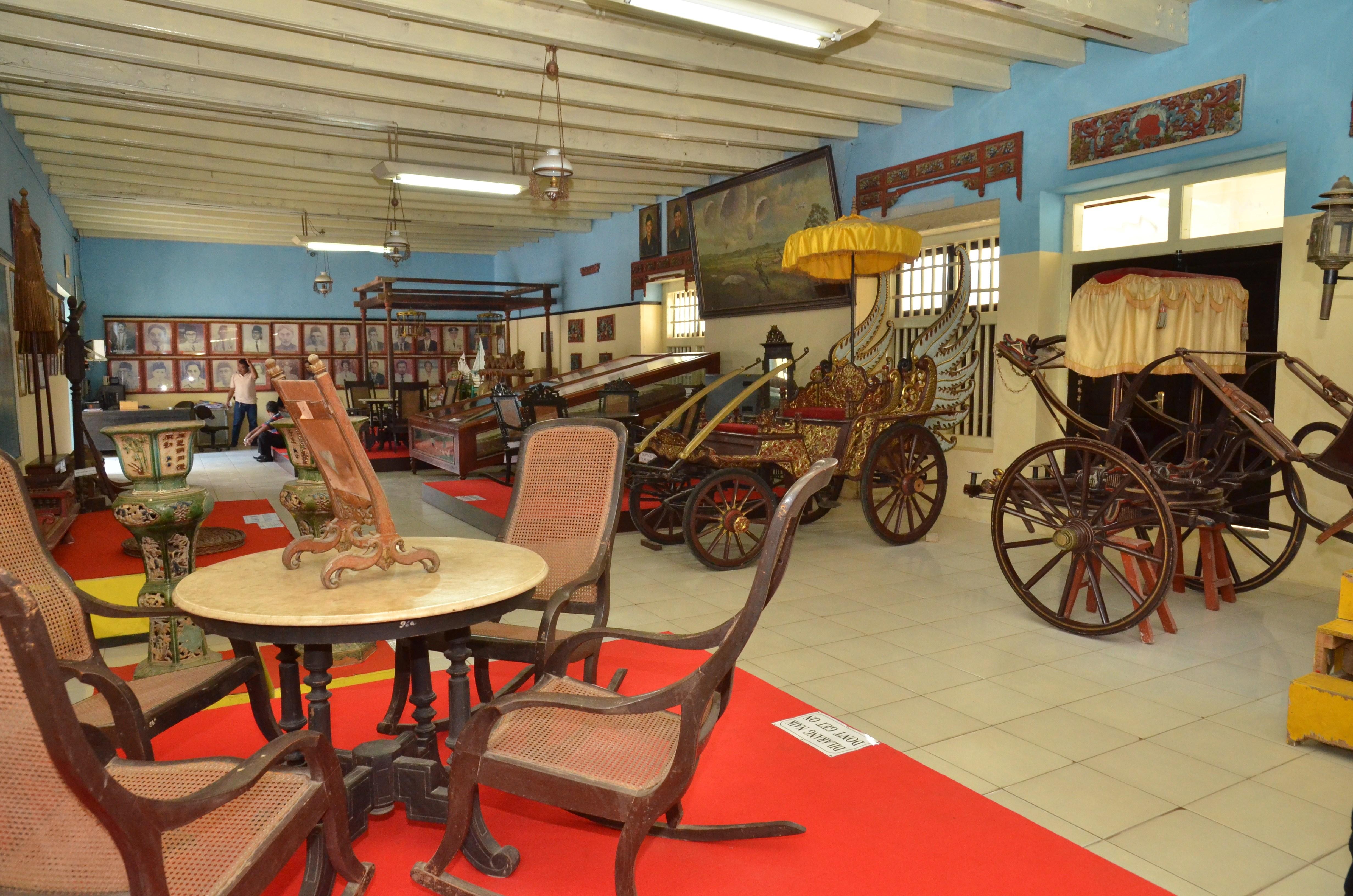 Wisata Sumenep Dwp Peninggalan Bersejarah Museum Tertata Rapi Keraton Kab