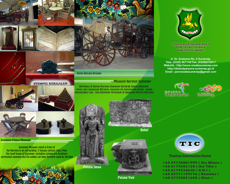 Wisata Sumenep Jawa Timur Official Tourism Website Download Brosur Silahkan