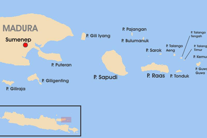 Awet Muda Yuk Wisata Pulau Oksigen Sumenep Madura Zonabikers Gili