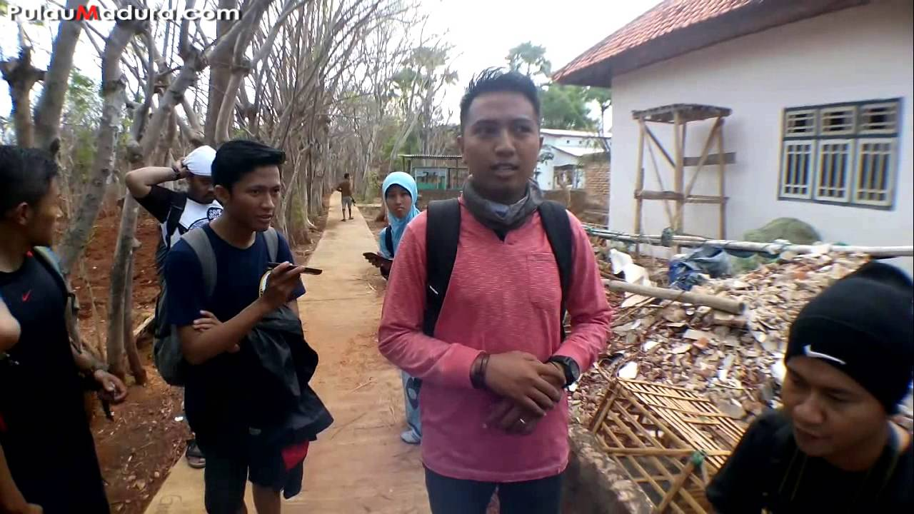 Berkunjung Titik Oksigen Tertinggi Pulau Gili Iyang Kabupaten Sumenep Pulaumadura